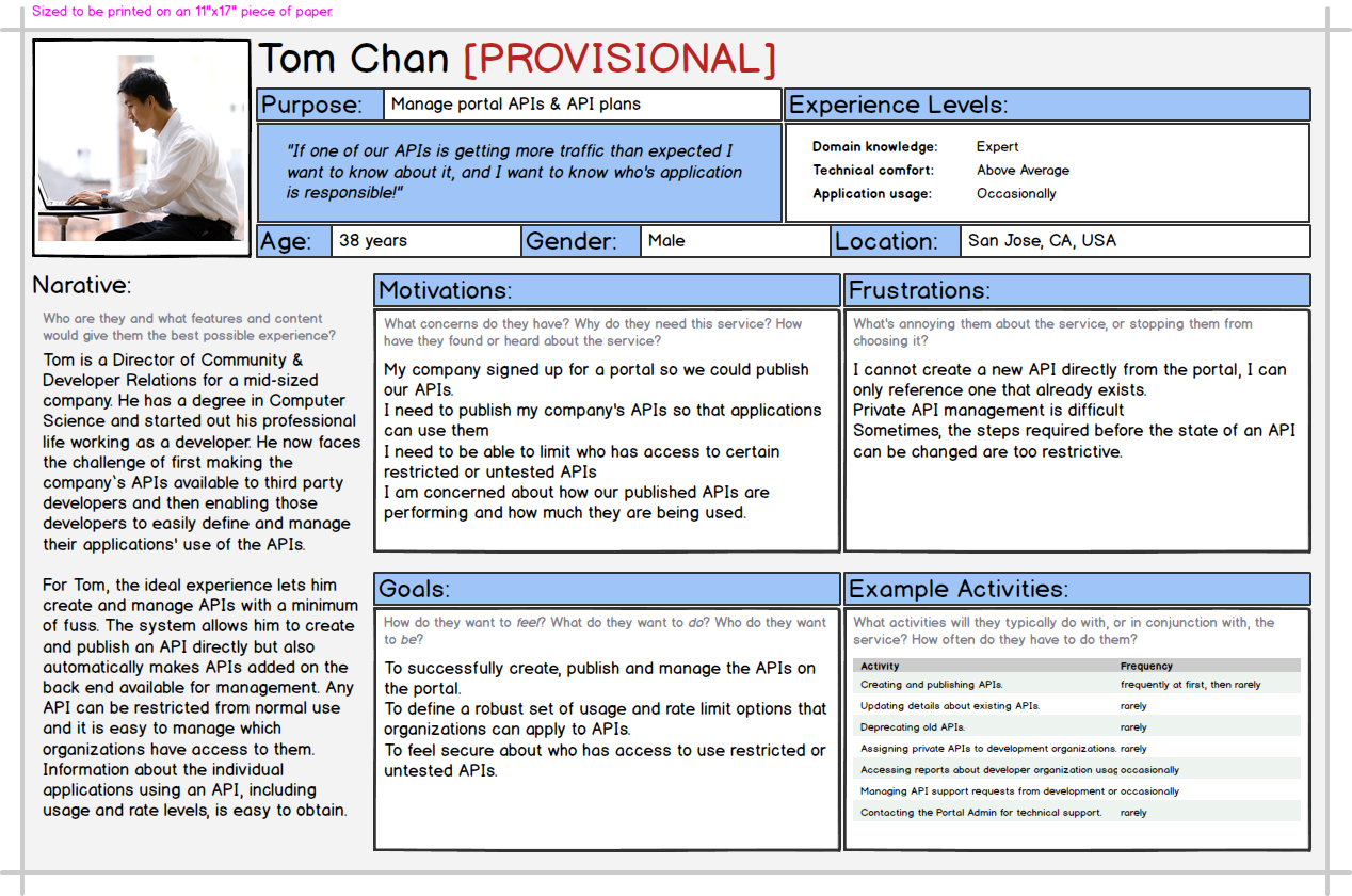 Tom Chan: API Owner