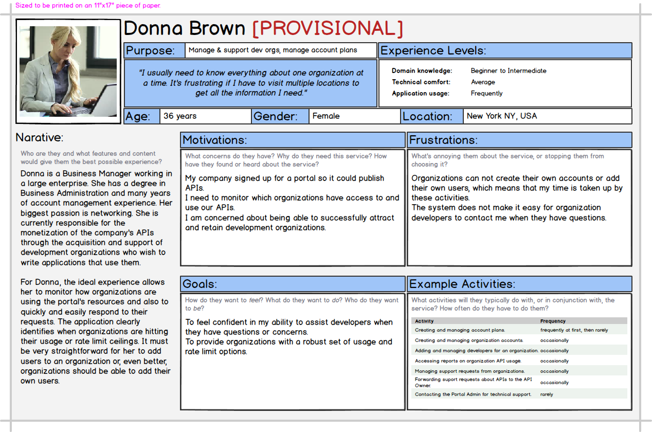 Donna Brown: Business Manager